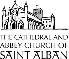 St Albans Abbey MAIN LOGO black