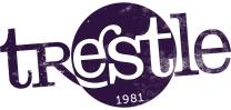 Logo Circle with slant