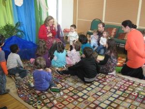 Storytentchildren