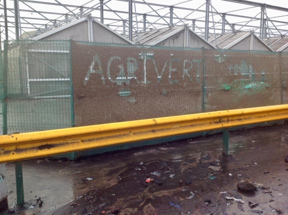 Agrivert Composting site tour