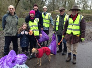 cllr-chivers-community-litter-pick