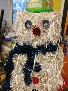 Prae Wood Snow Man