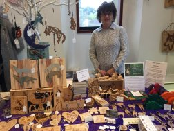 Trestle craft fair