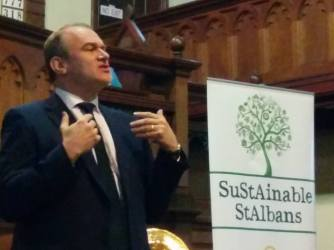 Ed Davey on renewables