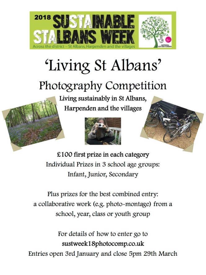 Living St Albans pic 2 photo competition