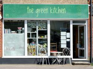 green-kitchen