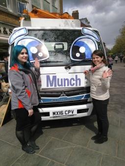 munch lorry (4)