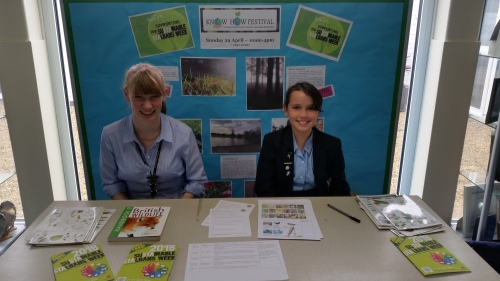 Sustainable St Albans Stall