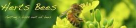 herts bees logo
