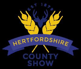 herts county show logo 2018