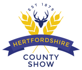 Herts County Show logo 2018
