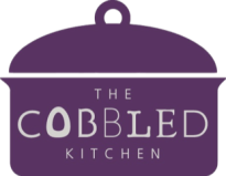 The Cobbled Kitchen Logo Master- clear