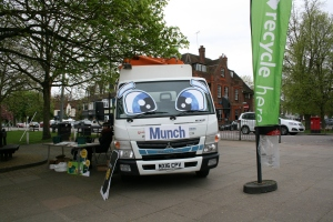 16-5 45 - veolia - munch from event last year