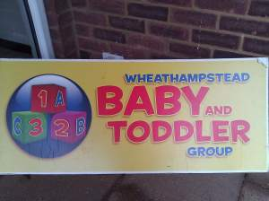 17-5 29 - wheathampstead memorial toddler group