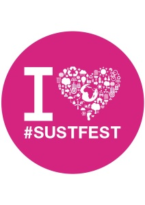 ILoveSustFest_A4_Circle_Pink pic