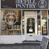 multi 108 - refill pantry - Shop front