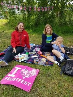 Plastic Free Harpenden picnic
