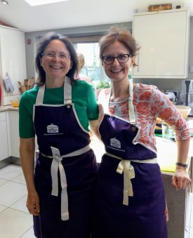 Sustainable Cooking with the Cobbled Kitchen