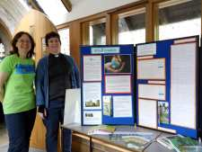 St Stephens Eco Church Exhibition