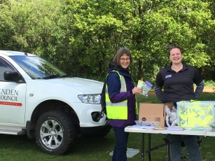Litter Pick on Harpenden Common