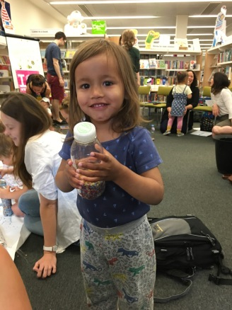 Toddler Shaker Maker Party at Harpenden Library