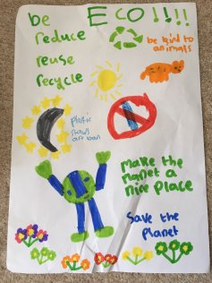 Crabtree Infants Eco Week