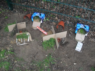 Killigrew School Bug Hotel