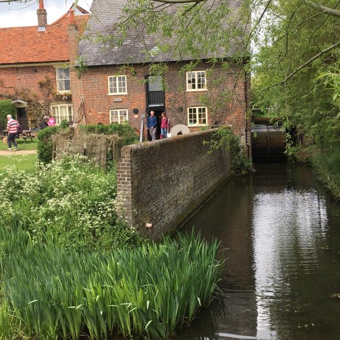 mill outside