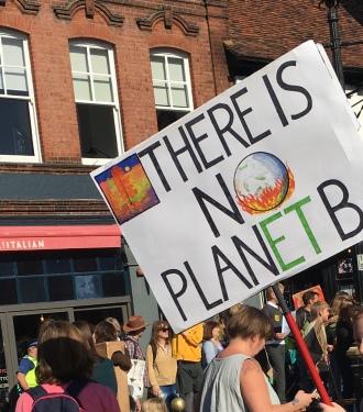 no planet b