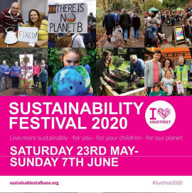 Save the date SustFest2020