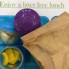 bernards heath school litter free lunch