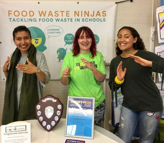 Food Waste Ninjas Best