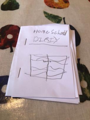 Lockdown competition - Ella age 9 diary