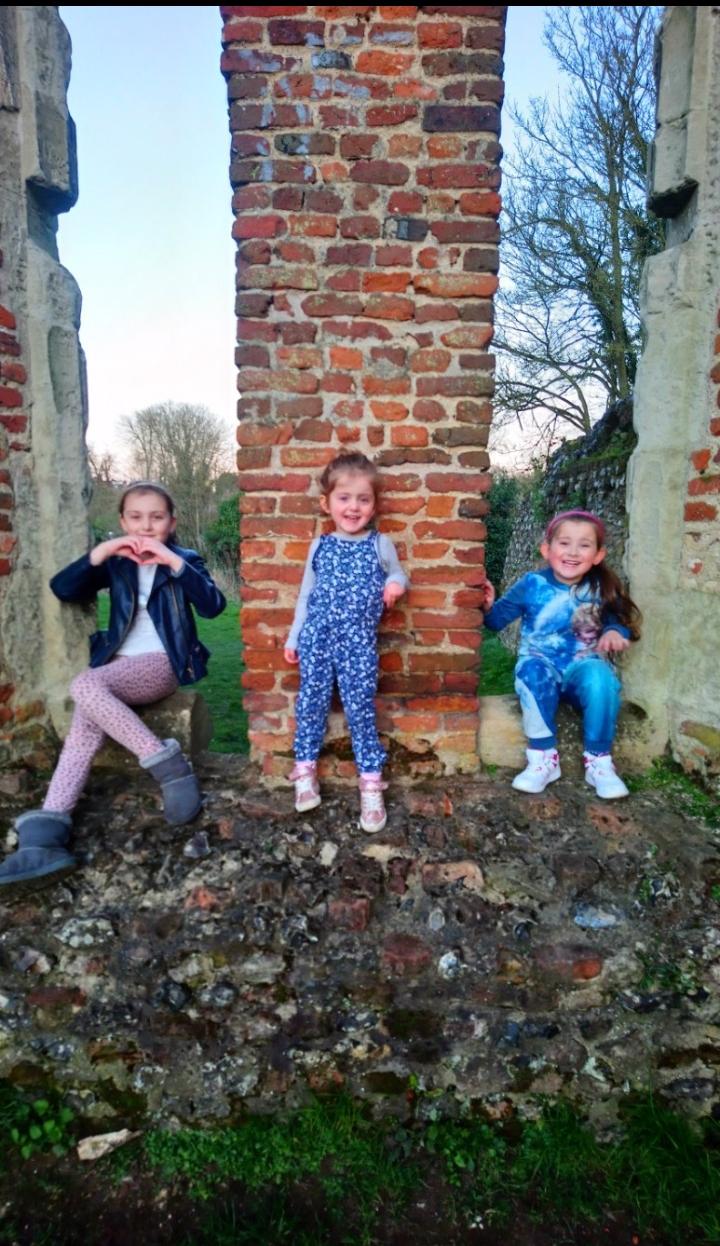 Lockdown competition - Eva age 8 in Sopwell