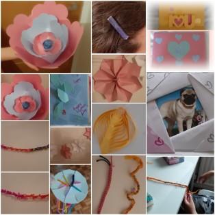 Lockdown competition - Priya age 11 crafts 2