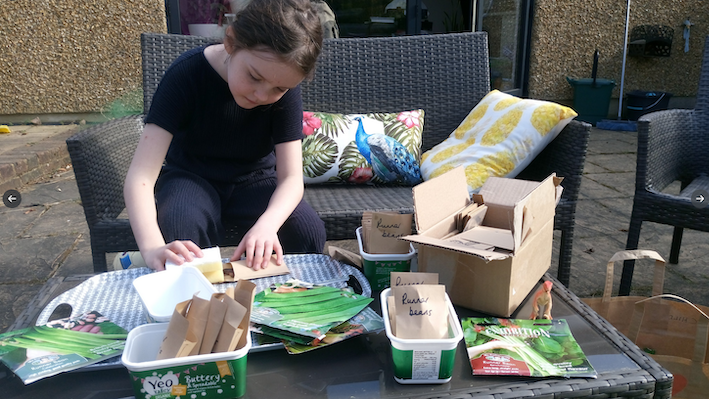 Help packing seedssmall