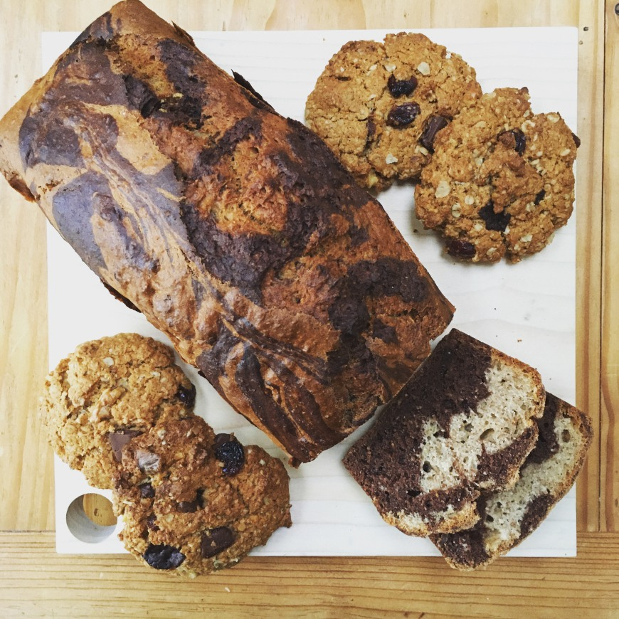 Plastic Free - Part 4 - Cake and cookies